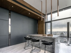 Bachelor Loft Equipped for Modern and Sophisticated Lifestyle - InteriorZine