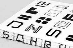 Jurriaan Schrofer - Restless Typographer. (book) #schrofer #jurriaan #publication #typography