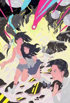Angie Wang, Illustratress #angie #illustration #wang