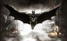 batman_arkham_knight wide.jpg (1920×1200) #arkham #dark #knight #batman