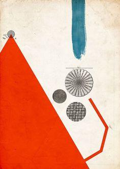 matija drozdek #design #circles #block #paint #poster #art #mixed #graphics #media #collage #colour