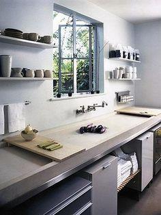 Google Reader (2) #kitchen #board #ink #chop