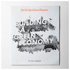 Michael Freimuth #design #graphic #magazine #typography