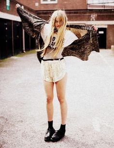 Likes | Tumblr #model #girl #portrait #fashion #editorial