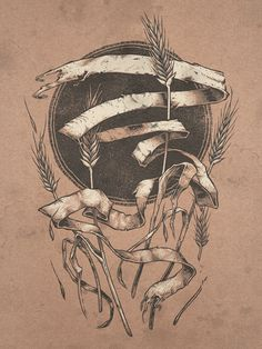 Harvest The Art of Brian Luong #print #illustration