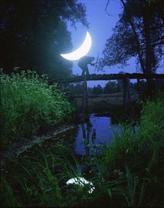Beautiful Moon Photography from Russia #moon photography #leonid tishkov #boris bendikov