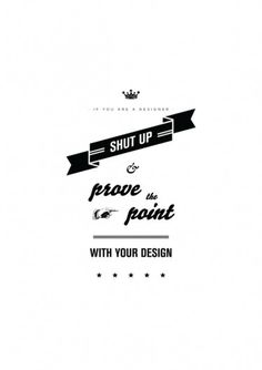 I design, therefore I am on the Behance Network