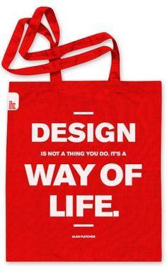 New Work: London Design Festival 2009 | New at Pentagram | Pentagram #bag #tote #festival #london #design #pentagram