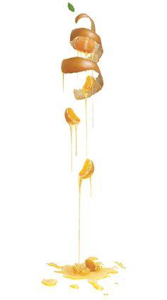 Orange #digital #art