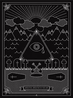 StewartScottCurran_DarkSide_01.jpg (510×680) #inspiration #poster