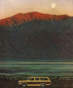 Report Comment #americana #vintage #landscape
