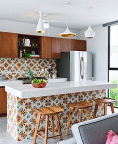 Casa Sebastian by Workshop, Diseño y Construcción - InteriorZine #kitchen #furniture