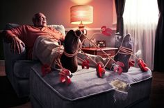 Dave Hill #creative #photography #advertising