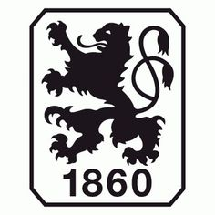 TSV 1860 Munich Primary Logo #logo #football #branding #german