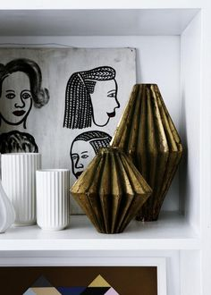 The Design Chaser: Stine Langvad #interior design #decoration #decor #deco