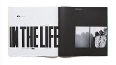 Jazz FM Booklet Matt Willey #typography #editorial