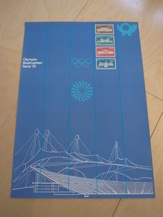 All sizes | Olympia Briefmarken Serie' 70 | Flickr - Photo Sharing! #otl #1972 #aicher #olympics #munich