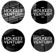 Holker Ventures - mateo carrasco #circle #noire #brand #logo #typography