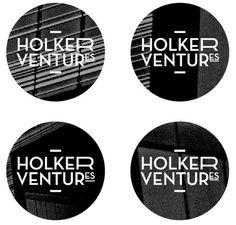 Holker Ventures - mateo carrasco #circle #noire #brand #logo #typography