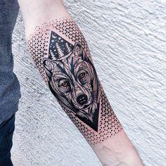 Minimalist and Cool Tattoos by Paris Tattoo Club #tattoos