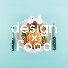 (design x food by Ryan MacEachern) #design #book #photography #food #still #typo #diet