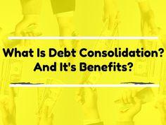 #debt #refinancing