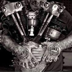 ☠️☠️☠️ #FridayMood Bobber Chopper Harley Davidson Motorcycle Lifestyle Custom Culture