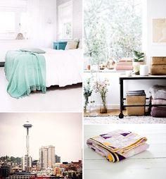 seattle bedroom #interior #design #decor #deco #decoration