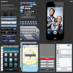Iphone ios 6 gui in psd Free Psd. See more inspiration related to Design, Iphone, Psd, Application, Interface, Files, Ios, Gui, Source, Application design, Interface design and Version on Freepik.