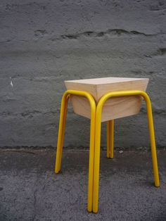 Pira Stool #furniture #design #chairs #stool