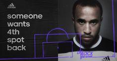 #adidas #football #artdirection #design #advertising