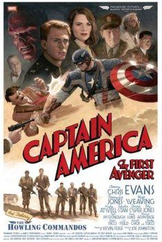 captain-america-poster.jpg (481×717) #movie #retro #captain #poster #america #comics
