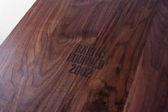 Founded: New website — Collate #wood