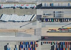 Harbour Aerial Views 02.jpg #shipping #habour #bernhard #container #lang