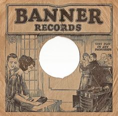 Banner Records | Flickr - Photo Sharing! #record #sleeve