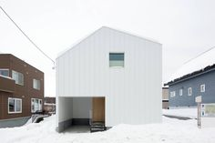 A House with a Slide
