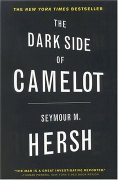 The Dark Side of Camelot #cover #editorial #book