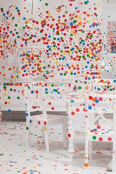 Yayoi Kusama - BOOOOOOOM! - CREATE * INSPIRE * COMMUNITY * ART * DESIGN * MUSIC * FILM * PHOTO * PROJECTS #art
