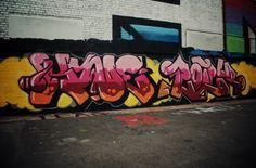 AHONETWO #graffiti #ahonetwo