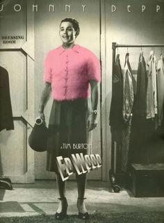 tumblr_lilhk0Nihs1qzoaqio1_r1_500.jpg (Immagine JPEG, 500x681 pixel) #movie #ed wood #tim burton #johnny depp