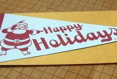holiday card #christmas #holiday #typography