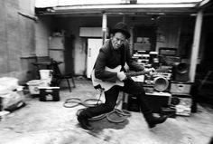 Tom Waits – Danny Clinch
