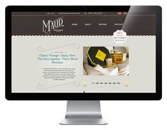 Maud Boutique | Grain #web