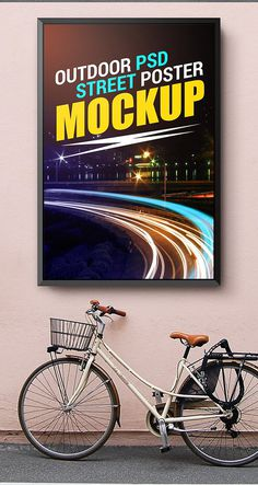 Free Outdoor Street Poster