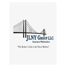 JLNY Group Insurance Policy File Folder #inspiration #ny #design #nyc #bridge #york #logo #folder #brooklyn #new