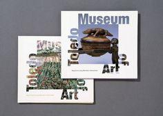 Toledo Museum of Art #identity #geissbuhler #museum