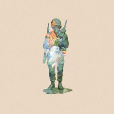 Military Man #Solider #toy #the horrors #nam