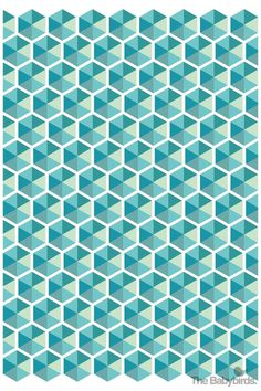 geowall02 #patterns #retro #vintage