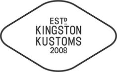 Kingston Kustoms | Studio Contents #logo