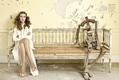 Imogen Morris Clarke by Max Doyle | Professional Photography Blog #fashion #photography #inspiration